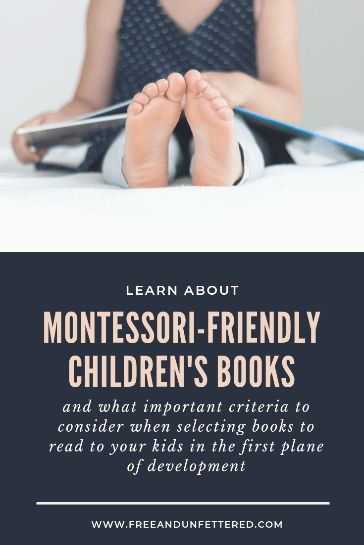 How to Select Children's Books in a Montessori-Inspired Home