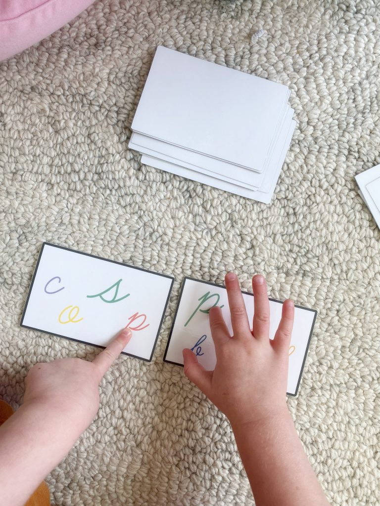 Most preschoolers tend to enjoy playing seek-and-find games. The purpose of this game is to assist children with letter recognition.